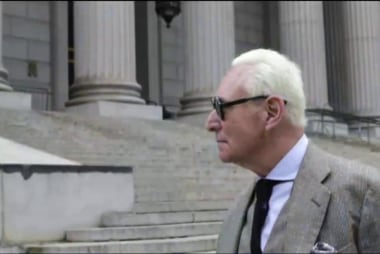 Roger Stone testifies on Russia Probe