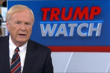 Matthews: Trump can't silence freedom of...