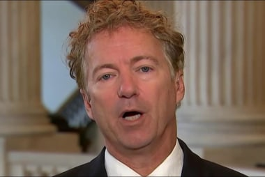 Rand Paul: WH could make 'big' health...