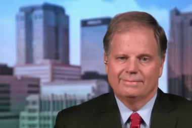 Meet Roy Moore's Opponent: Full Doug Jones...