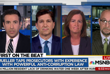 The anti-corruption law that could be key...