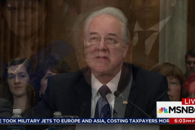 Tom Price private plane scandal snowballs