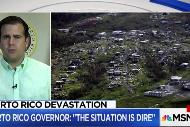 Puerto Rico Governor: Response Still 'Not...