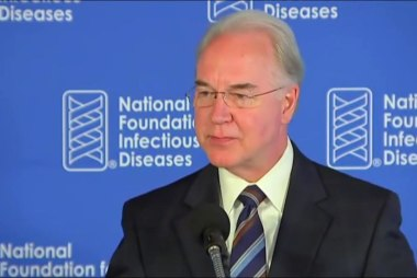 HHS Sec. Tom Price Resigns After Private...