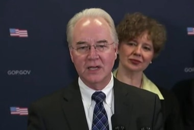 The real reason Tom Price resigned
