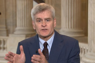 Sen. Cassidy says bill stands up to Jimmy...