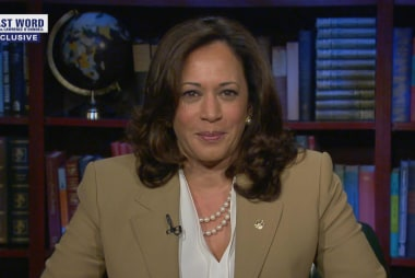 Sen. Kamala Harris: Passing DREAM Act ...