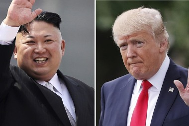 Rep. Swalwell: Trump behaving like Kim...