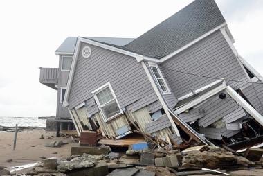 Fmr. FEMA head: Average family will get...