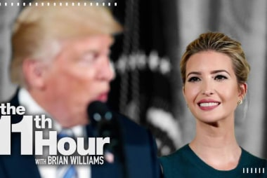 Ivanka Trump on her silence after Trump's...
