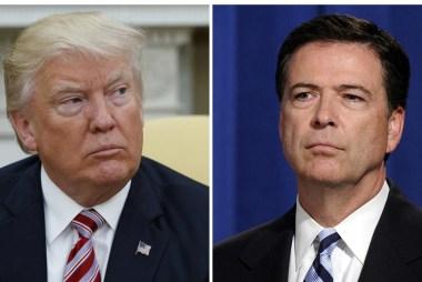 Mueller has original Trump memo listing...