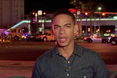 Las Vegas shooting suspect identified
