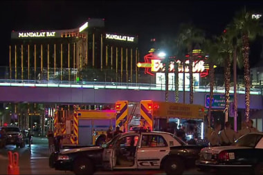 Vegas shooting now becomes deadliest in US...