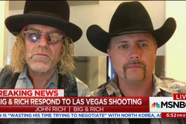 """Big and Rich on Vegas Shooting: """"We Shall..."""