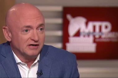 Mark Kelly on Vegas Shooting: People Have...