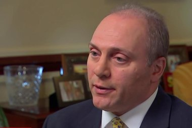 Scalise On Bump Stocks: A.T.F. Should...