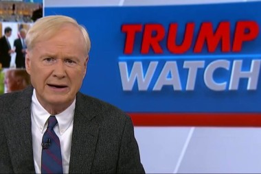 Matthews: Americans have lost faith in Trump