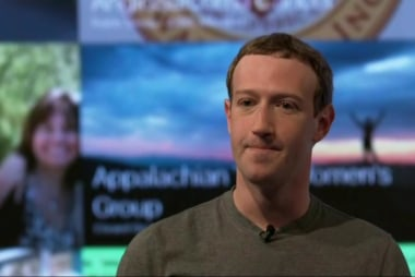 Has Facebook grown so massive it can't be...