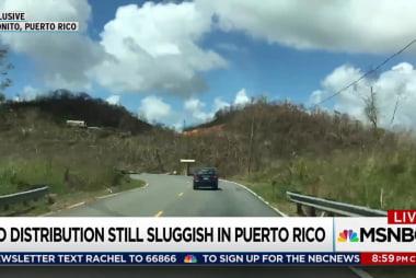 Media accesses PR roads FEMA won't drive