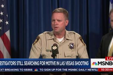 Investigators search for motive in Las...