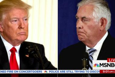 Donald Trump's cabinet chaos