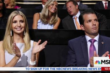 Ivanka, Trump, Jr. investigated for...