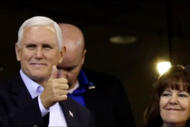 'So much worse than Bridgegate': Pence's...