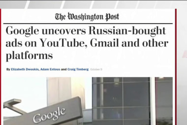 WaPo: Russian-linked ads found on Google