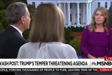 Trump venting Kelly frustrations via Twitter?