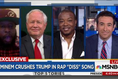Exclusive: Rappers Fat Joe and Talib Kweli...