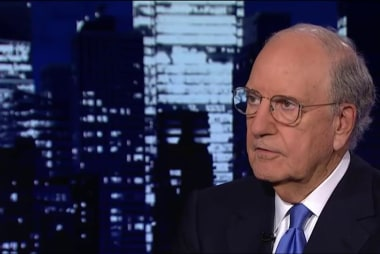 Fmr. Sen. Maj. Ldr.: 'We're in a dangerous...