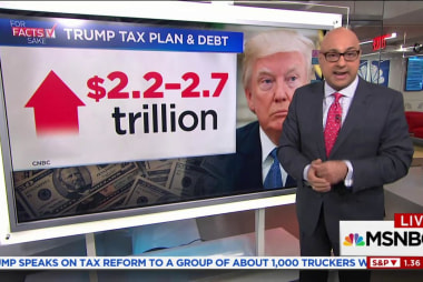 For Facts Sake: Velshi & Ruhle fact check...