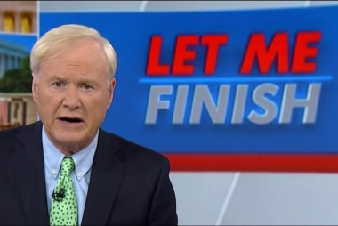Matthews: Paul Ryan chickened out on Las...