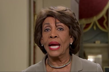 Maxine Waters: 'We should be moving on...