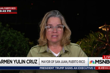 Mold, illness pose new threat in Puerto Rico