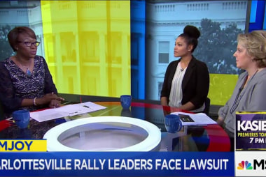 Charlottesville rally leaders face lawsuit