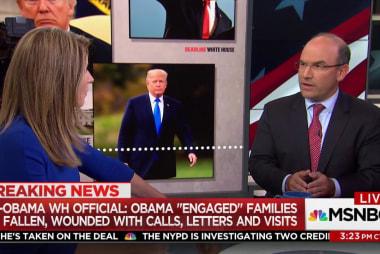 Trump's irresponsible lie about Pres....