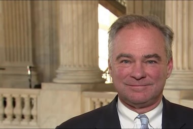 Kaine: Medicare X Could Be Available by 2020