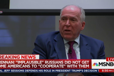 Brennan: Implausible Russians had no US help
