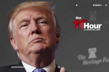 Trump denies making insensitive remark to...