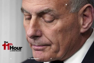 Gold Star father John Kelly discusses his...