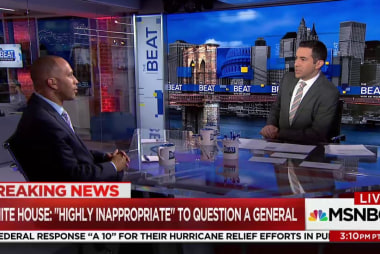 "Congressman on Trump-Kelly's ""autocratic..."