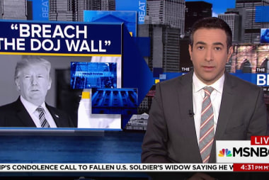 Fmr. DOJ officials: Trump breaks tradition...