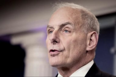 Gen. John Kelly's credibility takes a hit