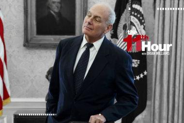 John Kelly's attack on Democrat Rep....