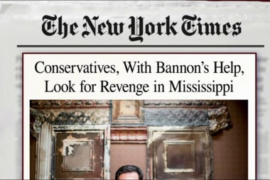 Conservatives and Bannon seek revenge in...