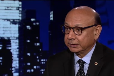 Gold Star father Khizr Khan responds to...