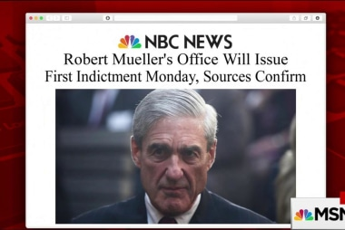Mueller's office set to issue first...