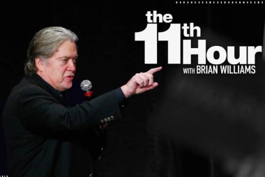 Bannon is 'going for the kill' in war with...