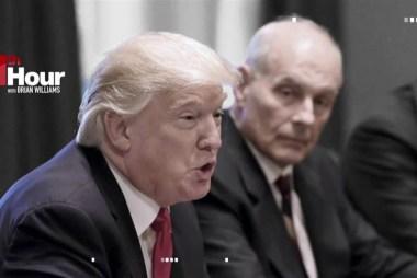 Democrat: Trump told widow soldier 'knew...